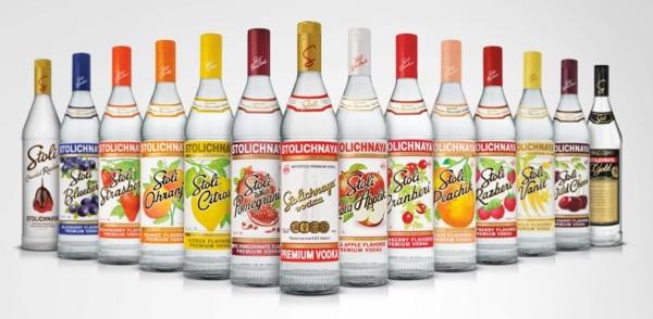 Stoli-Vodka